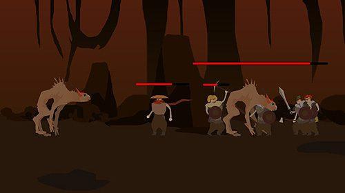 The Bonfire Forsaken Lands gameplay