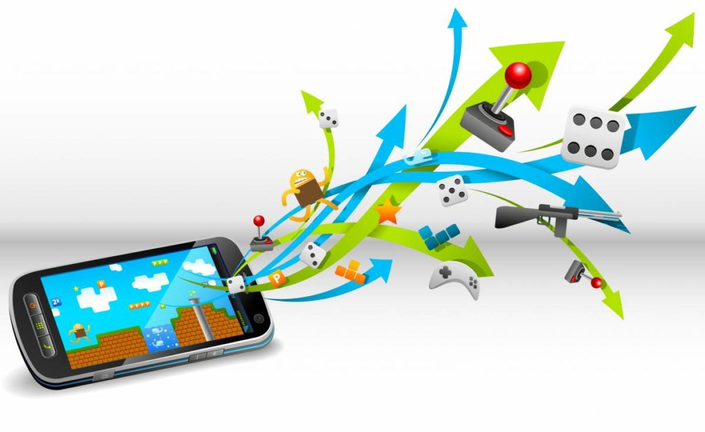 Mobile Gaming Industry in India, Safety while using third party apps on Smartphones