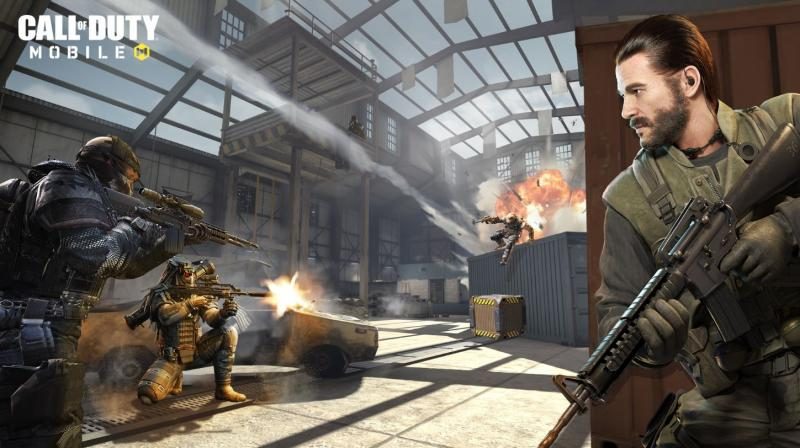 cod mobile, call of duty mobile