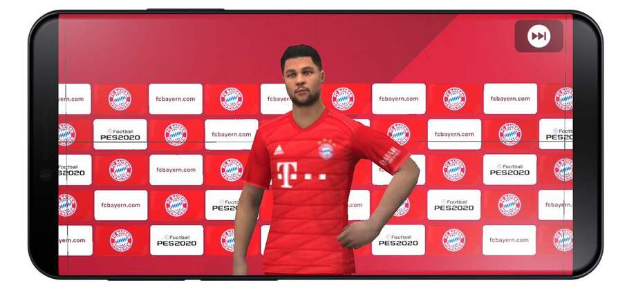PES 2020 mobile update, pes mobile