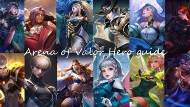 Photo of Arena of Valor Hero guide: Everything you need to know