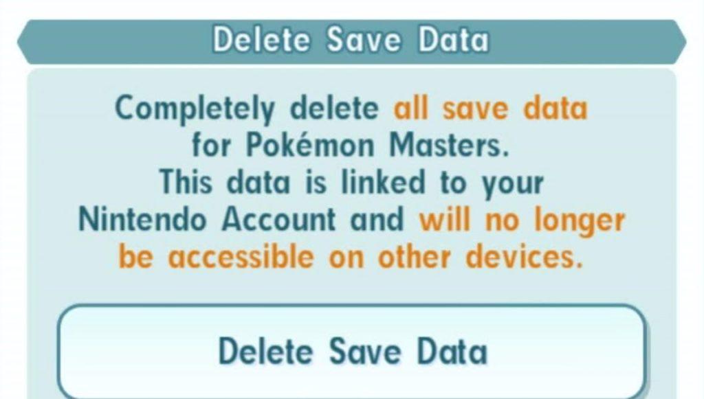 pokemon masters reroll guide