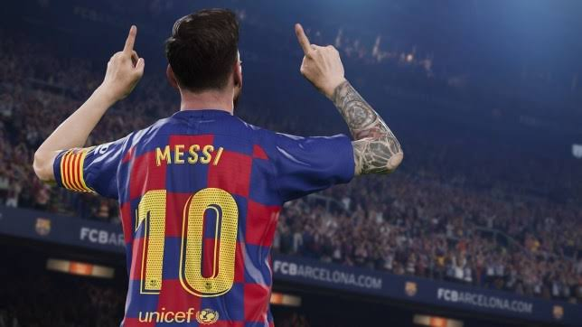 PES 2020 Mobile, Messi in PES