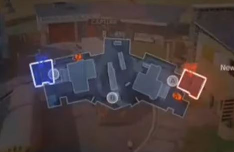 new map in Call of Duty Mobile, meltdown map in call of duty mobile