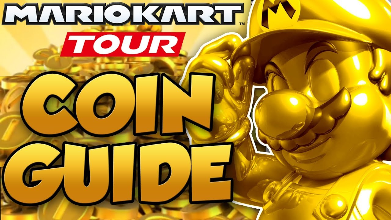 Mario Kart Tour coin farming guide