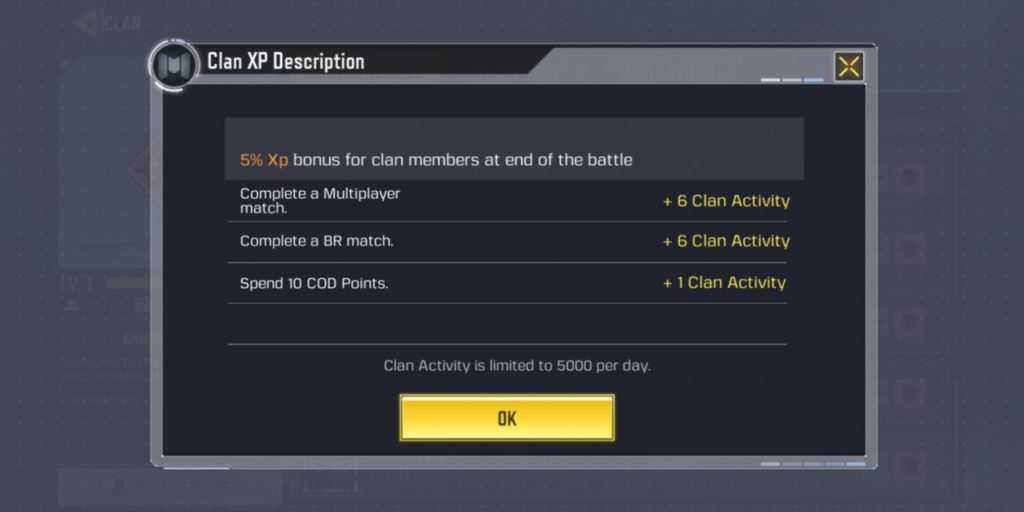 how to level up fast in call of duty mobile, call of duty mobile clan