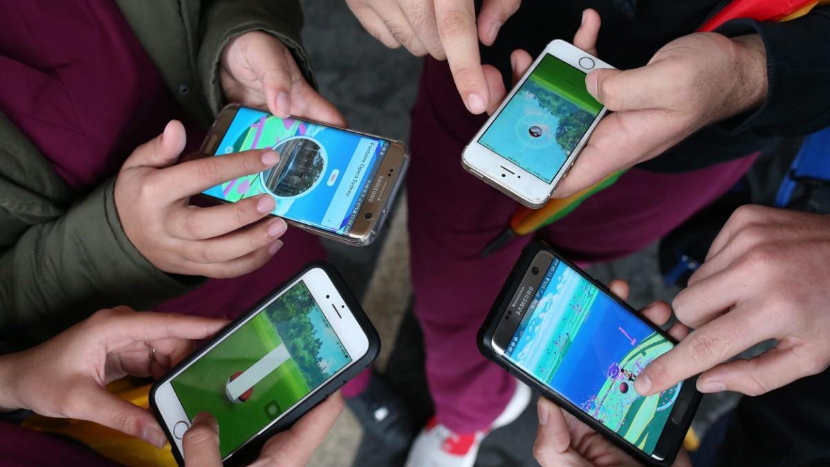 2020 Mobile Gaming Game
