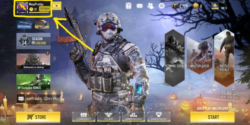 How To Change The Name In Call Of Duty Mobile Gamingonphone