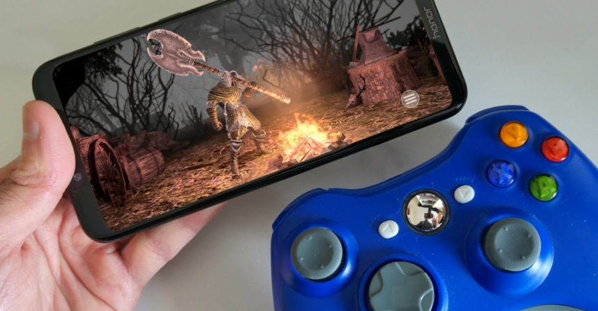 Top 10 Mobile Games With Controller Support Gamingonphone