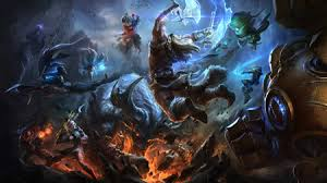 League of Legends most-watched mobile games on YouTube 2019