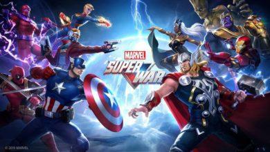 Marvel Super War Global Release