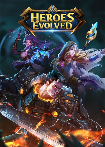 5 Best Mobile MOBAs Heroes Evolved