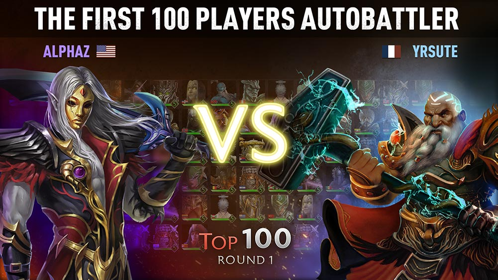 might and magic chess royale the first 100 players autobattler
