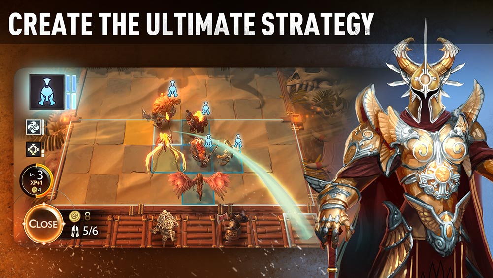 might and magic chess royale create the ultimate strategy