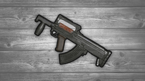groza, best asault rifles in pubg mobile