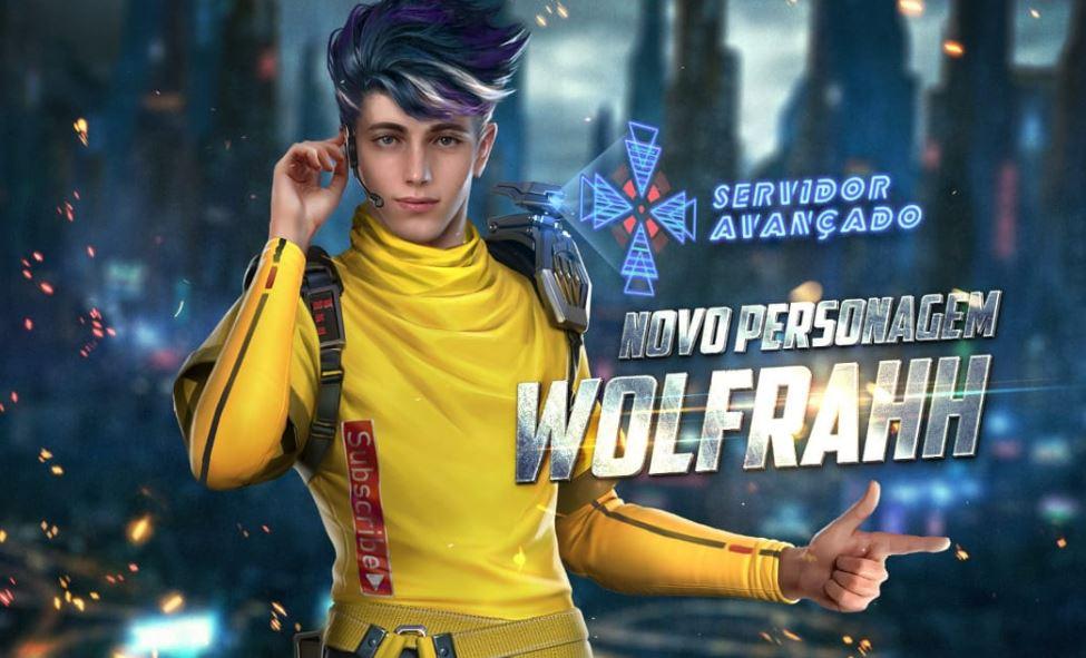wolfraah