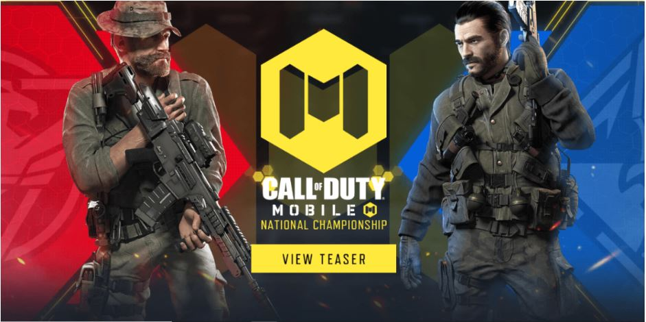 Call of Duty Mobile National Championship 2020