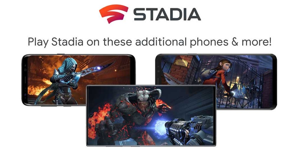 Google Stadia finally launches on phones other than Pixels