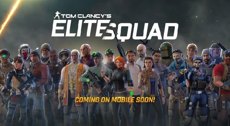tom clancy's elite squad is coming soon