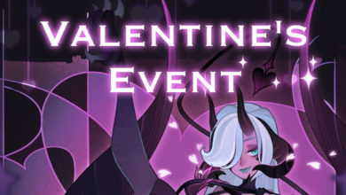 afk arena valentines day event