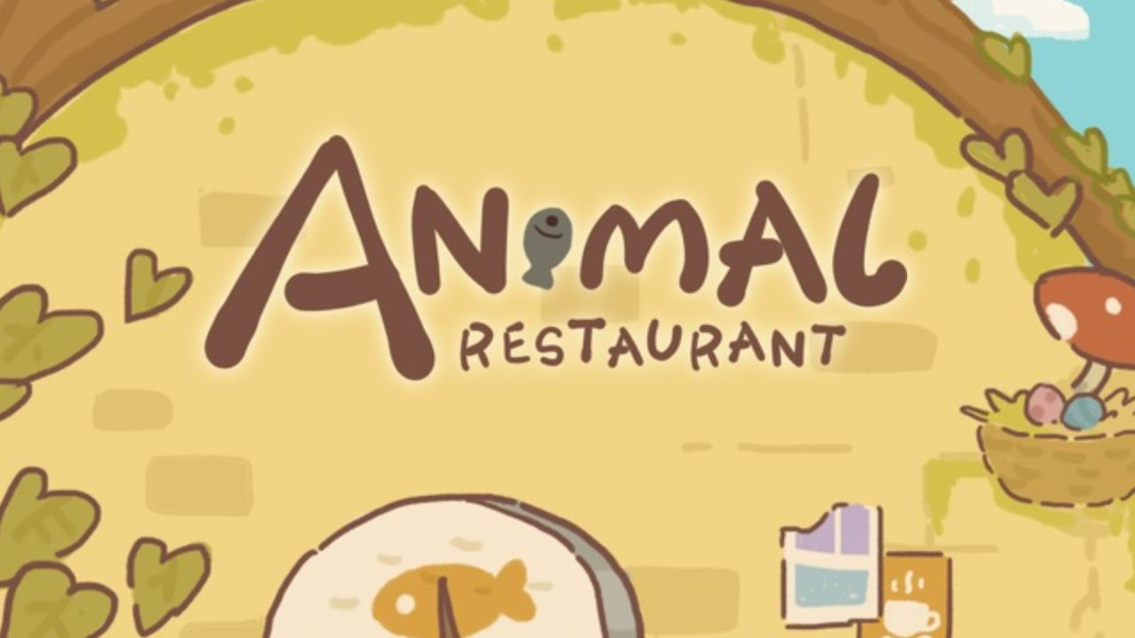 Animal Restaurant Run Your Own Adorable Restaurant