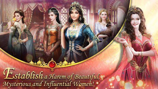 Game Of Sultans Consort Harmony Bonus Guide