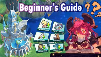 Dragalia Lost Beginner's Guide