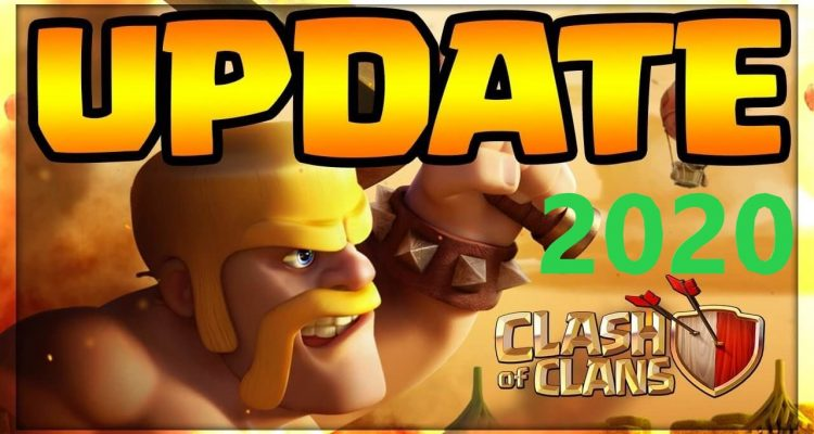 Clash of Clans-2020-update