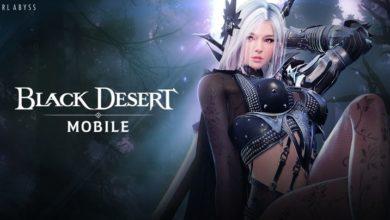 dark knight class black desert mobile