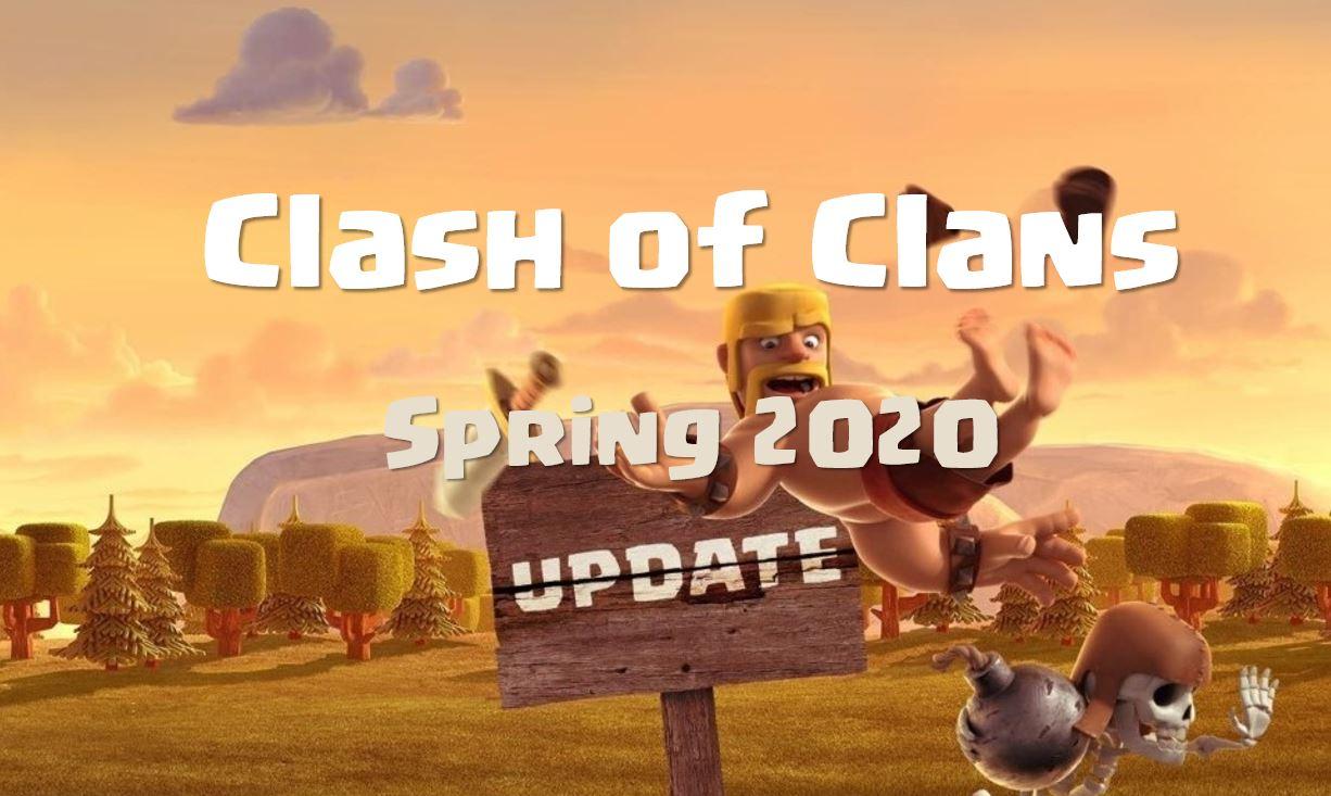 coc spring update