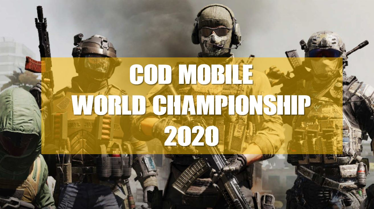 cod mobile world championship 2020 leaks