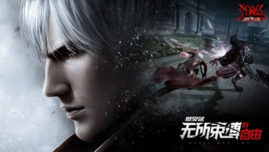devil may cry mobile information