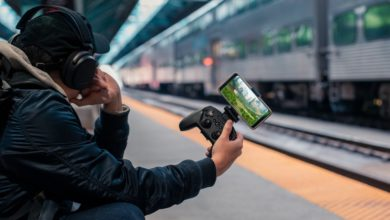 best mobile games to play during the commute