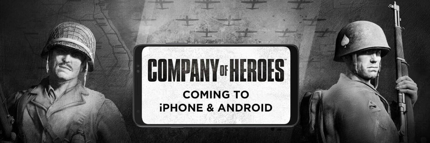 Company of Heroes Launch
