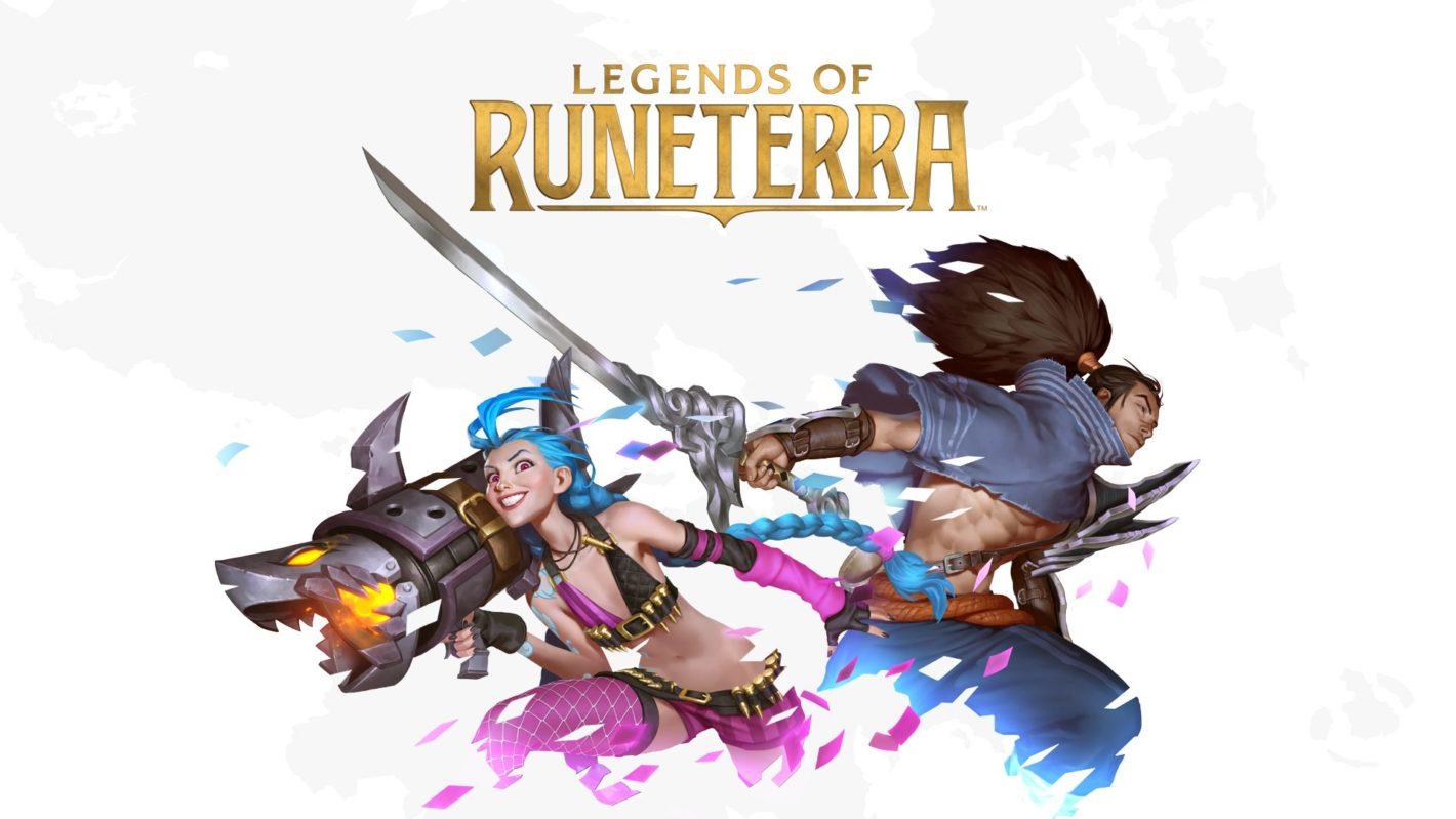 legends of runeterra global release