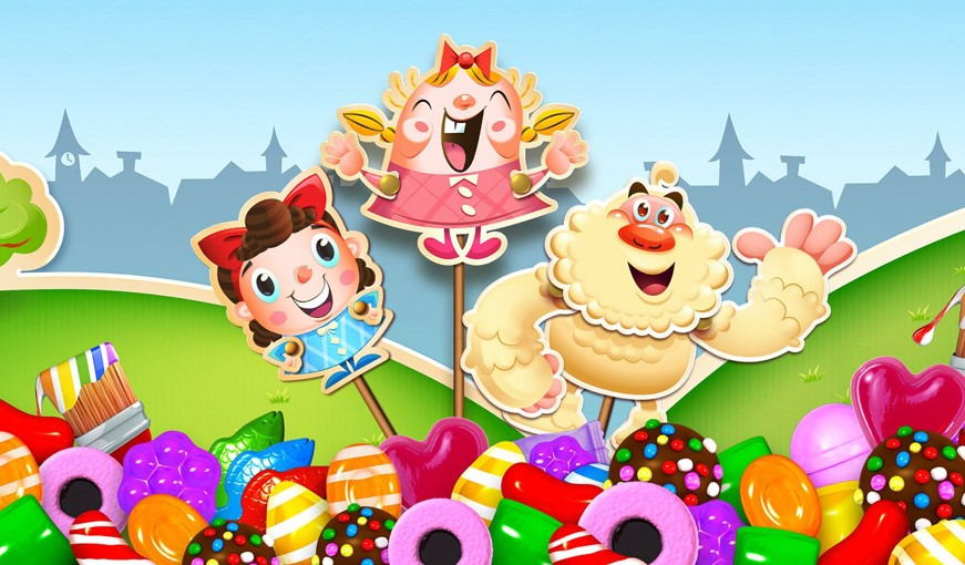 why Candy Crush is popular
