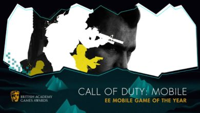 Call of Duty Mobile has been voted EE Mobile Game Of The Year