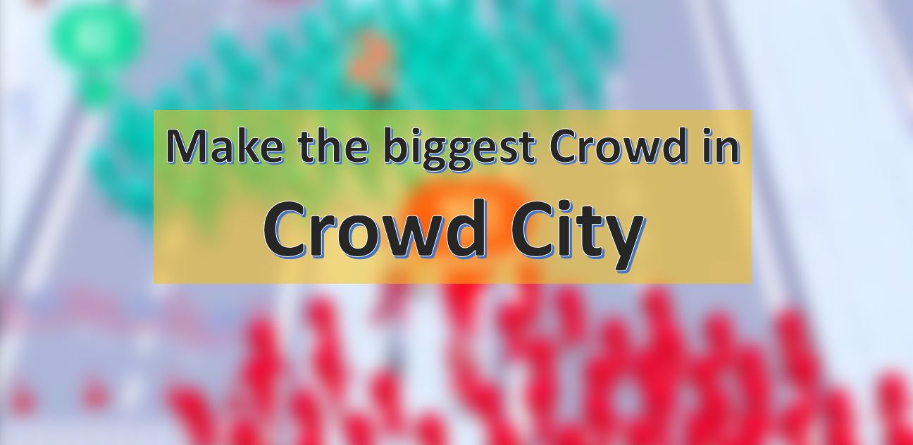 crowd city guide
