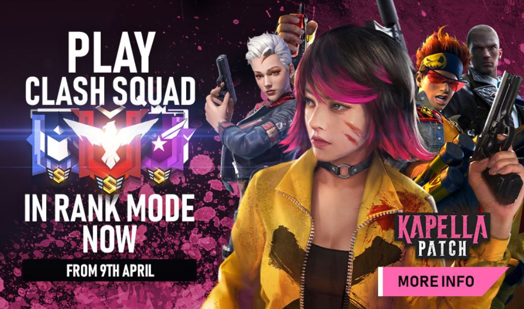 Free Fire Clash Squad guide: 5 Tips to dominate this ranked mode