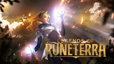 Legends of Runeterra (LoR)
