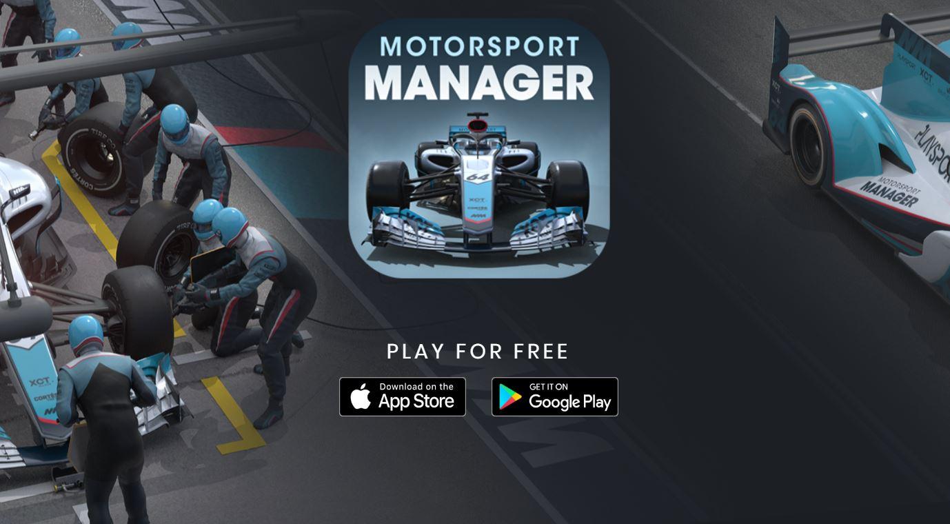 Motorsport Manager Online Guide