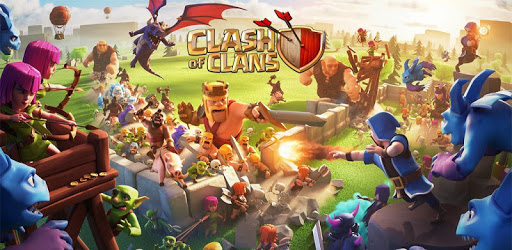 Upgrade clash of clans