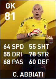 Legends Defender in PES