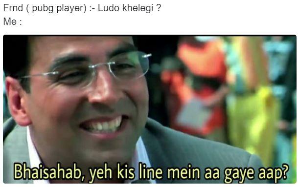 ludo king meme