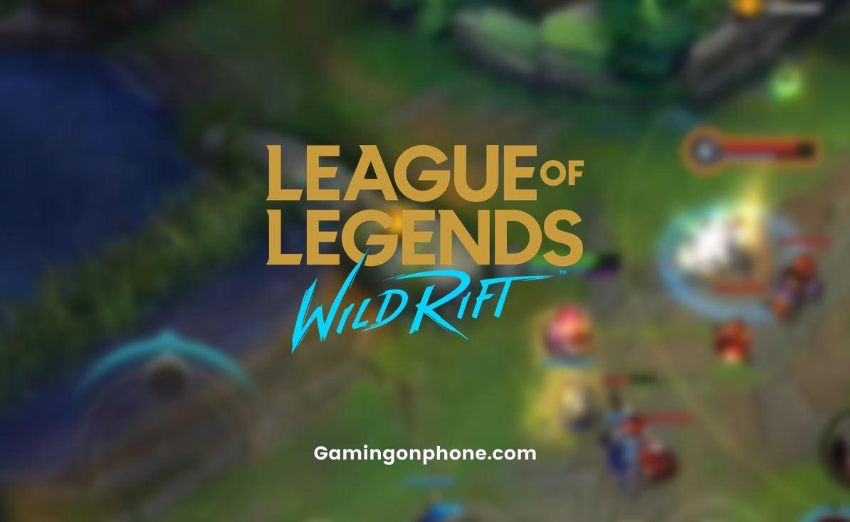 wild rift, wild rift gameplay