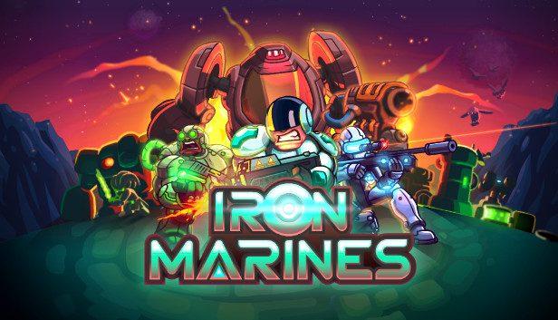 Ironhide Game Studio Iron Marines