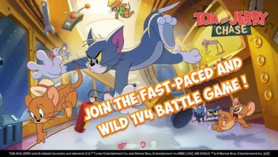 Photo of Tom and Jerry Chase is released in 10 Countries: Here's how to download it anywhere