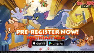 Photo of Tom And Jerry Chase: 1v4 Asymmetrical game is coming to SEA region