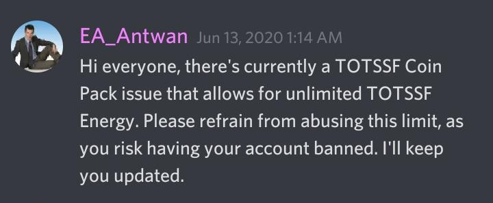 FIFA Mobile 20 Accounts Suspended