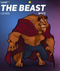 Disney Heroes top 10 The Beast
